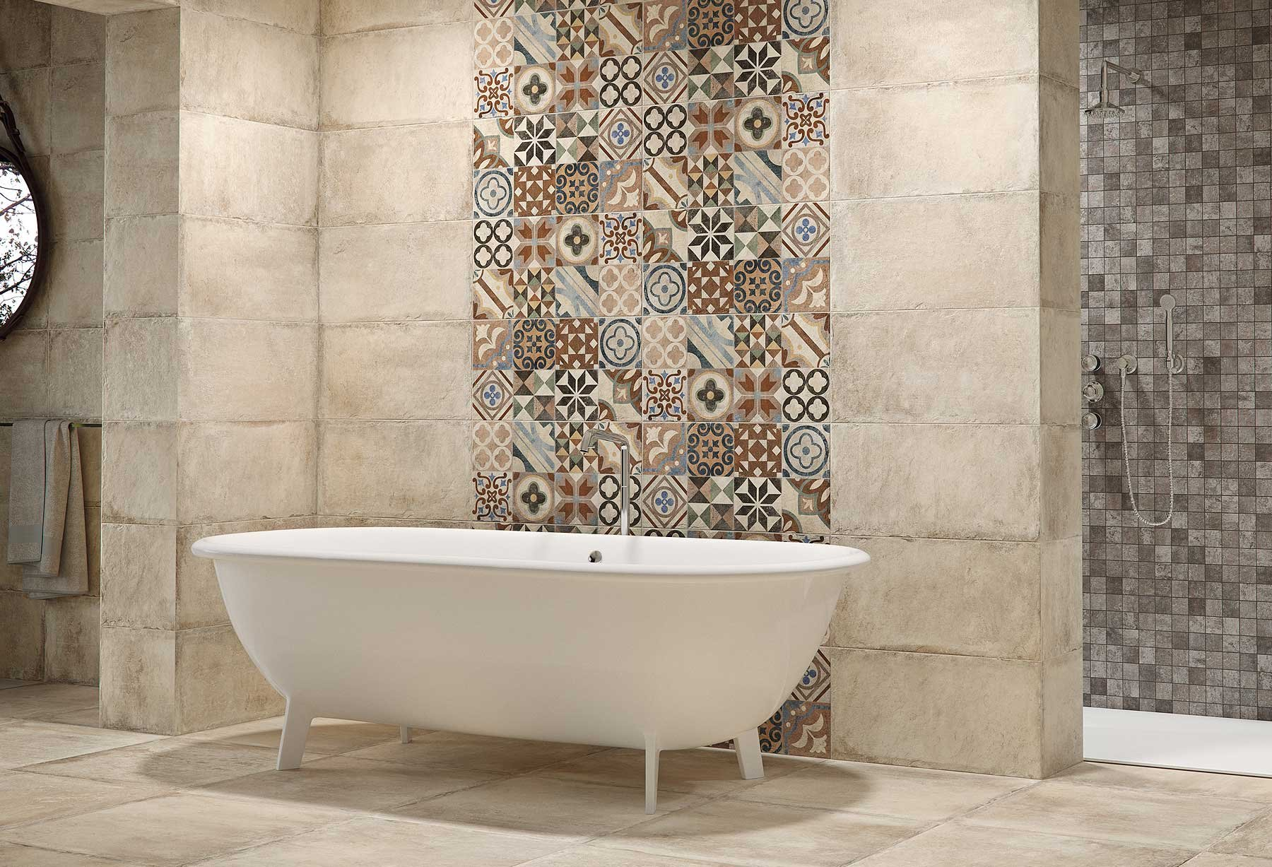 CAZORLA: dokonalá patina pro váš rustikální interiér